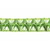 "Metallic Braid 5/8"" Lime"